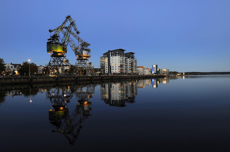 Hausverk Ufe örnsköldsviks hamn o logistik startsida hamnverksamhet och skärgårdstrafik i örnsköldsviks